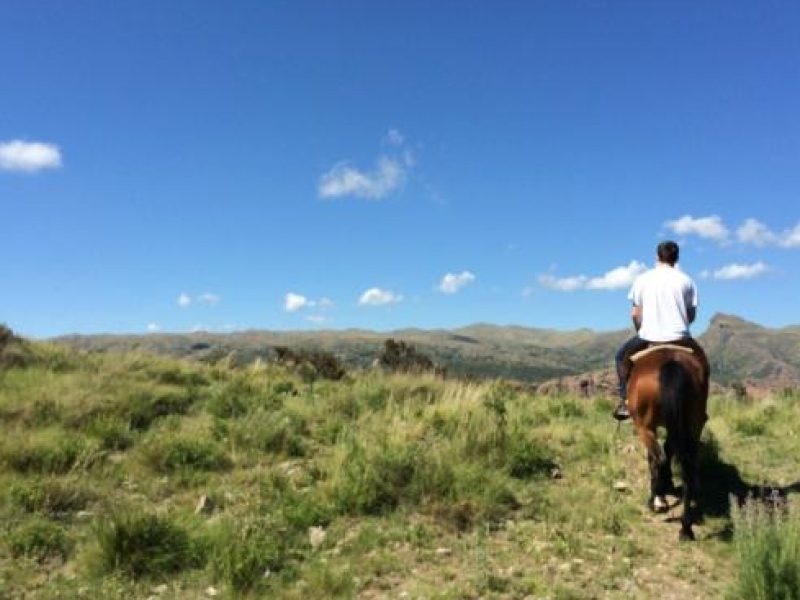 Horseback Riding in Beautiful Cordoba
